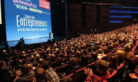 Salon des entrepreneurs de Paris 2017